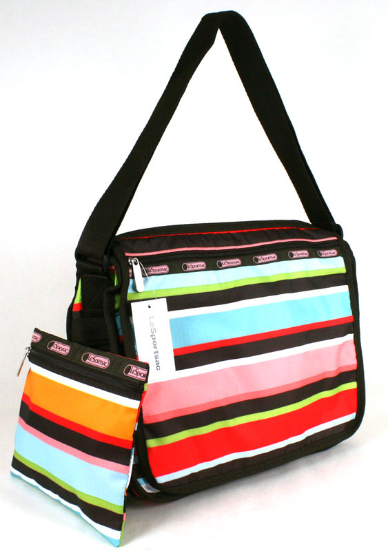 "LeSportsac ""Riviera"" Deluxe Messenger [7852-3716]"