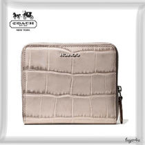 COACH★MEDIUM CONTINENTAL ZIP WALLET