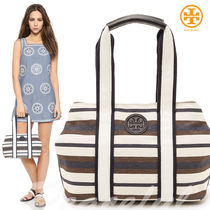 【SALE&即発!】Tory Burch☆人気のCanvas East-West Tote