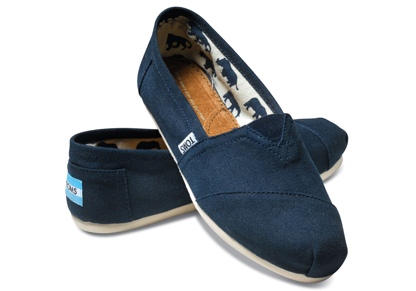 [ONE FOR ONEで話題!] TOMS(トムス) CLASSIC シリーズ