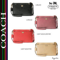 COACH★MADISON NEW SWINGPACK IN LEATHER