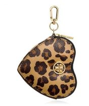 1点SALE!TORY BURCH KERRINGTON HEART ZIP KEY FOB