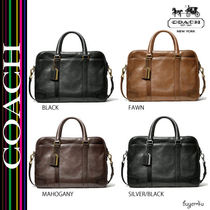 COACH★BLEECKER COMMUTER IN LEATHER