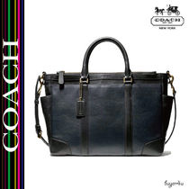 COACH★BLEECKER METROPOLITAN BAG IN HARNESS LEATHER
