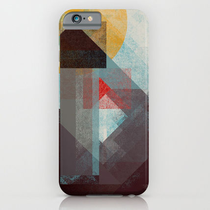 Society6 iPhone・スマホケース Society6 ケース Over mountains by Efi Tolia