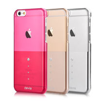 Crystal unique for iPhone 6 ケース 4.7インチ