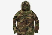 Supreme SS15 Military Taped Seam Parka CAMO size Large