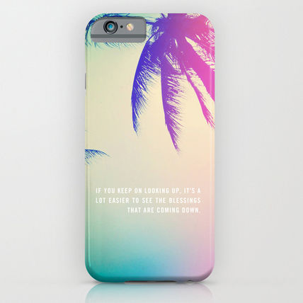Society6 iPhone・スマホケース Society6 ケース Keep on Looking up. by Goldfish Kiss