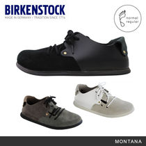 BIRKENSTOCK MONTANA Suede Leather/Smooth モンタナ