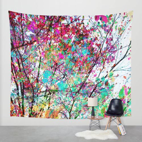 Society6◆タペストリー◆Autumn 8 by Mareike Bohmer Graphics