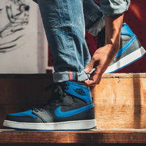 入手困難!! NIKE AIR JORDAN 1 AJKO High Black & Blue