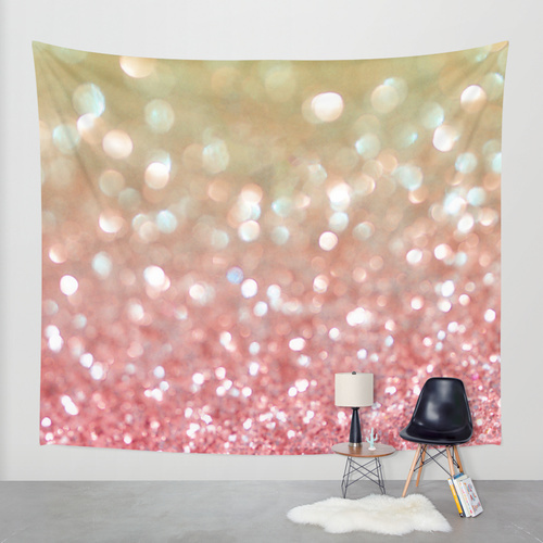 Society6◆タペストリー◆Champagne Tango by Lisa Argyropoulo