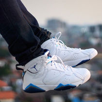 リアーナ愛用☆ 入手困難!! Air Jordan 7 VII Retro French Blue