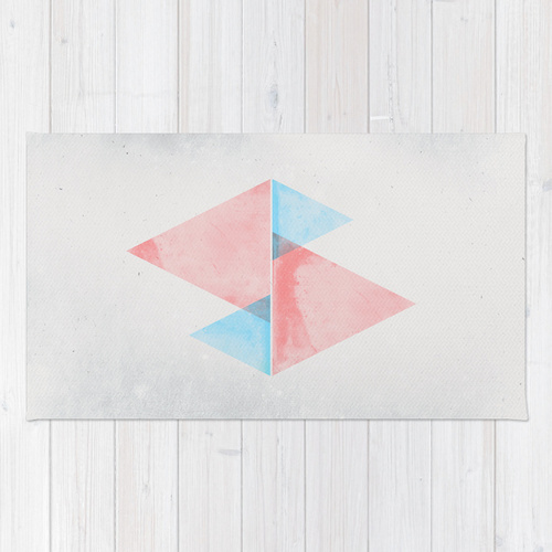 Society6◆洗えるラグマット◆untitled 07 by Brenton Little