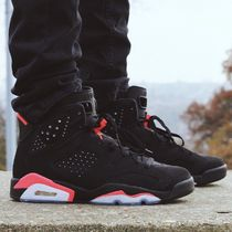 Express配送!! 入手困難!! NIKE AIR JORDAN 6 BLACK INFRARED