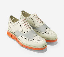 話題のゼログランド!★Cole Haan★ZeroGrand No Stitch Oxford