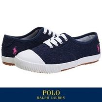 /RALPH LAUREN 正規品/EMS無料発送/TENNIS PENNY LACELESS NAVY