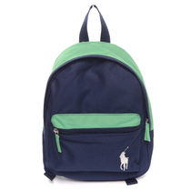 /RALPH LAUREN 正規品/EMS無料発送/TECAMP BACKPACK NAVY