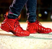 "販売開始!Express配送!NIKE AIR FOAMPOSITE PRO ""RED OCTOBER"""