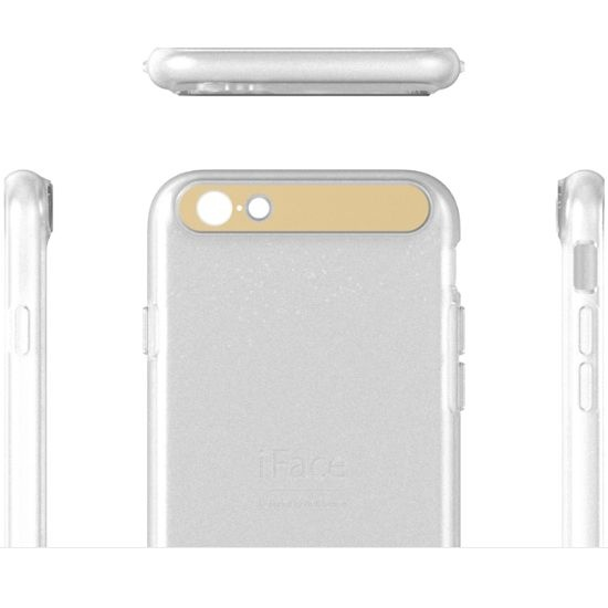 ★iFace本物★iFace NEW Generation(半透明)iPhone6 Plus case