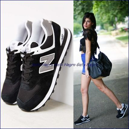 Without ' * genuine New Balance KL574 black