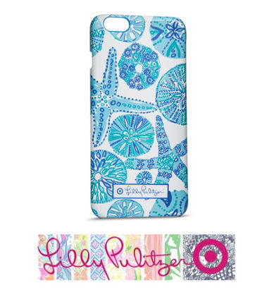 Lilly Pulitzer iPhone・スマホケース 【Target コラボ】 2種類 iPhone 6+ プラスLilly Pulitzer ★(2)