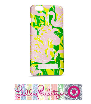 Lilly Pulitzer iPhone・スマホケース 【Target コラボ】 2種類 iPhone 6+ プラスLilly Pulitzer ★(3)