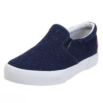 ★POLO RALPH LAUREN★POLO CARVER TWIN GORE WEDGE LACE 998619