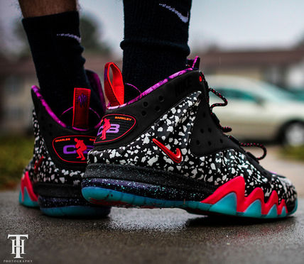 "Express配送!! GD着用☆ NIKE - BARKLEY POSITE MAX ""AREA 72"""