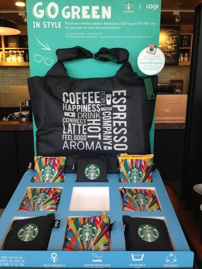 starbucks shoppers starbucks loqi low key collaboration limited eco