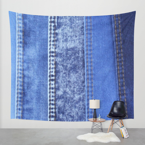 Society6◆タペストリー◆Denim by I Love Decor