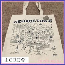 【国内未発売】★MAP TOTE for J.CREW★店舗限定♪at Georgetown