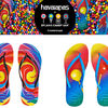 【US限定】 2種類 Havaianasx Dylan's Candy ビーサン