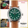 腕時計☆SHINOLA THE RUNWELL 41mm Green Watch