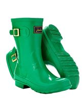 Womens Mid-Height Wellies / Bright Green