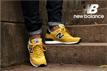 15春夏 New Balance M670SMY Made in England イエロー/ブラック