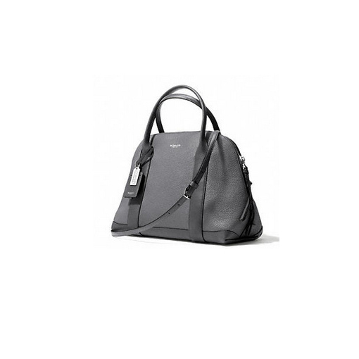 ★Coach★BLEECKER PRESTON SATCHEL IN PEBBLED LEATHER