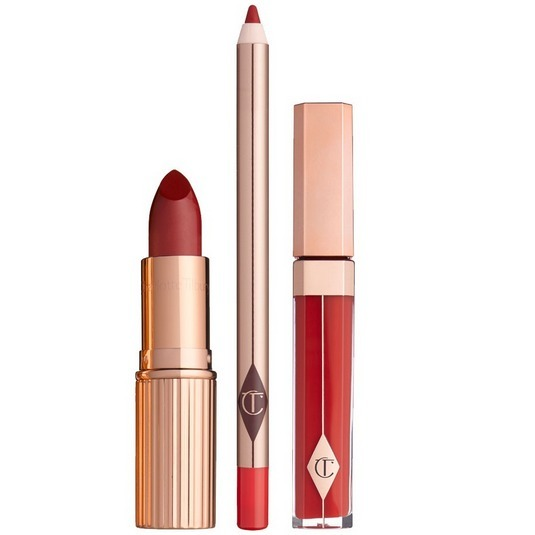 【Charlotte Tilbury】THE PERFECT RED KISS
