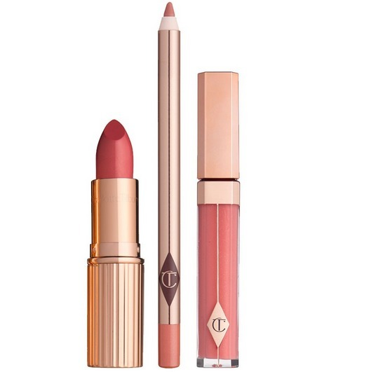 【Charlotte Tilbury】THE PERFECT PINK KISS