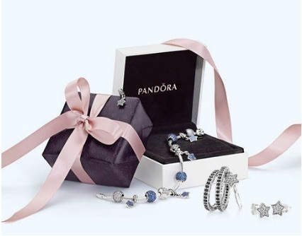 【PANDORA】パンドラ Heart to Heart Ring Silver Gold Hearts