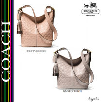★Coach★LEGACY DUFFLE IN EMBOSSED LEATHER
