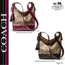 ★Coach★LEGACY DUFFLE IN SIGNATURE FABRIC