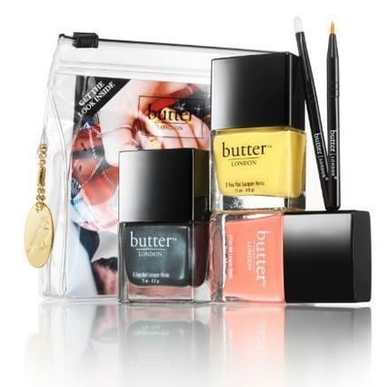 (送料込)butter LONDON - PUNK ROCK PLAID KIT