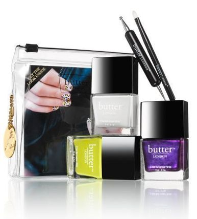 (送料込)butter LONDON - ANIMAL INSTINCTS KIT