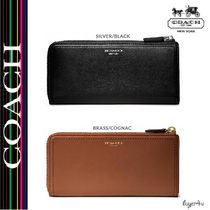 ★Coach★LEGACY SLIM ZIP IN LEATHER