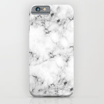 【海外限定】society6★Real Marble iPhoneケース