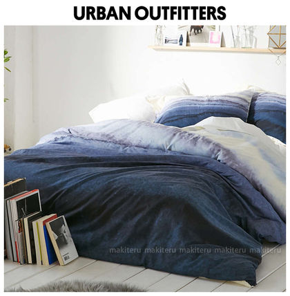 And Urban Outfitters futon cover and pillow cover sets also