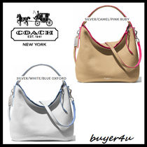 ★Coach★BLEECKER SULLIVAN HOBO IN EDGEPAINT LEATHER