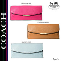 ★Coach★MADISON SLIM ENVELOPE WALLET IN LEATHER