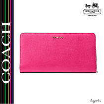 ★Coach★MADISON SKINNY WALLET IN LEATHER